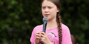 Greta thunberg a l'assemblee, appel au boycott de certains deputes