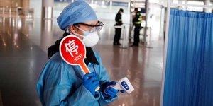 Isolement automatique pour tous les voyageurs etrangers arrivant a pekin de l'etranger