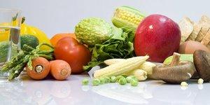 Jardinière de fruits et légumes