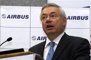 Airbus n'exclut pas de baisser A nouveau la production de l'A380