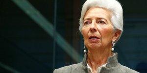 "L'accord de relance europeen ""aurait pu etre meilleur"", dit lagarde (bce)"