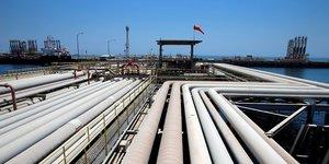 L'arabie saoudite se dit prete a agir pour stabiliser le petrole