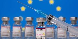 L'ue ne doit pas s'attendre a recevoir des vaccins astrazeneca produits aux usa