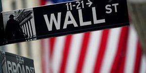 La bourse de new york en hausse en debut de seance