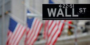 La bourse de new york finit en hausse