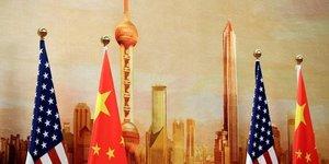 La chine replique a trump en imposant des droits de douane non specifies