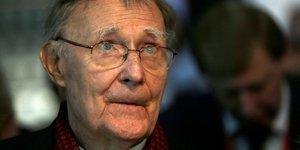 Le fondateur d'ikea, ingvar kamprad, est decede a l'age de 91 ans