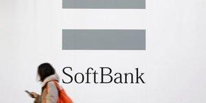 Le fonds vision de softbank accuse une perte annuelle record de 16 milliards d'euros