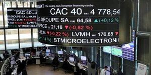 Les bourses europeennes ouvre en hausse prudente