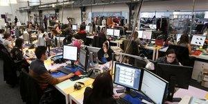 Les embauches de cadres devraient rester dynamiques, selon l'apec