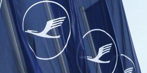 Lufthansa freinee par eurowings au 1er trimestre, le titre baisse