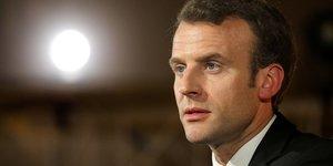 Macron sur tf1 pour conjurer une union des mecontents