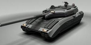 MGCS Main Groung System Combat KNDS Rheinmetall Nexter KMW