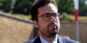 Mounir Mahjoubi, LREM, secrétaire d'Etat au numérique,