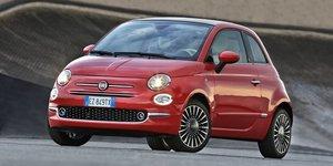 Nouvelle Fiat 500 (2015)