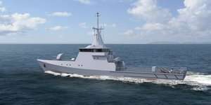 OPV 50 Kership Chypre naval group Piriou