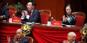 Phạm Minh Chính premier ministre du Vietnam