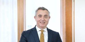 Philippe Rosier, PDG de Symbio