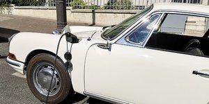 Porsche 912 de 1968 aprEs un rEtrofit