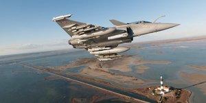 Rafale F3R GrEce Dassault Aviation Florence Parly
