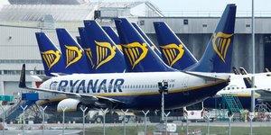 Ryanair pret a reexaminer les fermetures en allemagne apres l& 39 accord avec les pilotes