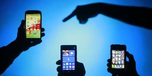 smartphones tElEphones mobiles