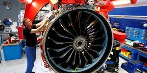 Snecma face au pari fou de la production des moteurs leap