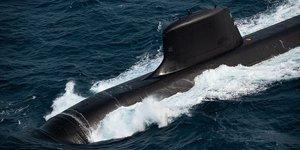 Sous-marin nucléaire d'attaque Suffren