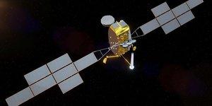Spainsat Thales Alenia Space Airbus Space satellites de communication sécurisée