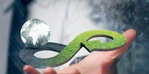 Terre, planète, infini, écologie, environnement, survie, humanité,