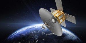 Thales Alenia Space Corée du Sud satellite d'observation radar