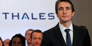Thales envisage 6.000 embauches cette annee, dont un tiers en france