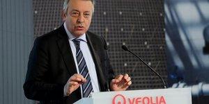 Veolia n& 39 exclut pas de relever son offre sur suez, dit frerot