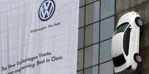 Volkswagen, VW, constructeur automobile, réorganisation, restructuration, dieselgate, moteurs truqués,