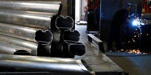 Washington impose des taxes sur l'acier et l'aluminium europeens