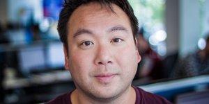 William Shu, co-fondateur et PDG de Deliveroo
